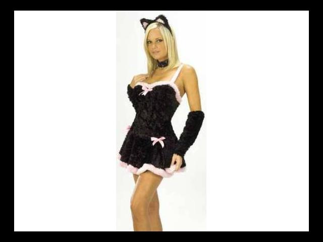 Sexy Kitten Costume 17
