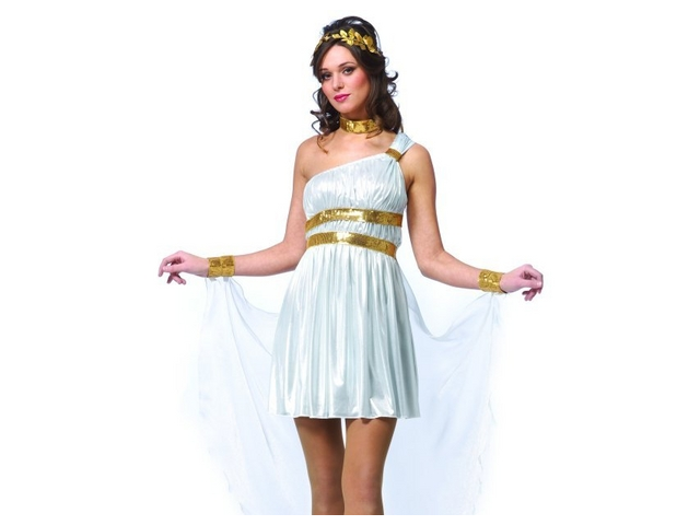 Womens Venus Roman Goddess Costume