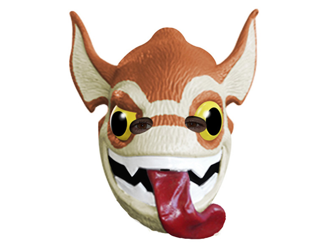 Kids Boys Girls Trigger Happy Skylanders Costume Mask