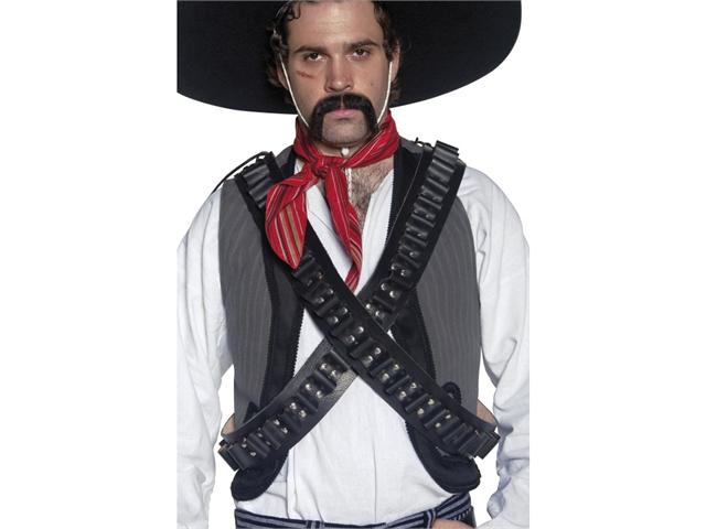Adult Western Cowboy Costume Bandolier Bullet Belt