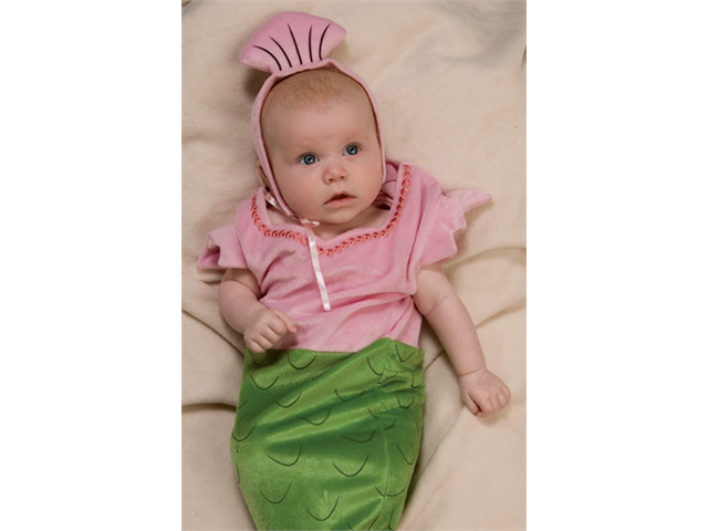 Infant Mermaid Baby Costume Rubies 885392