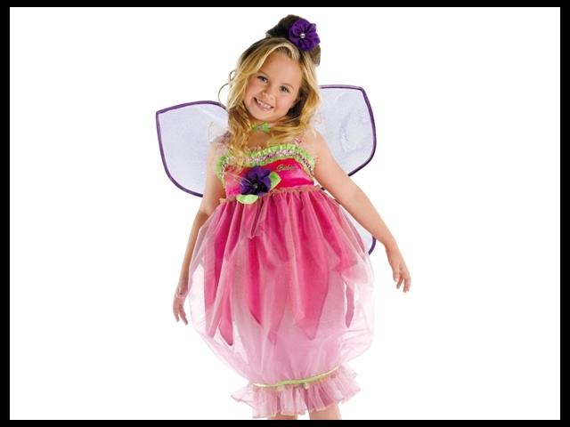 Child Thumbelina Prestige Costume Disguise 50054