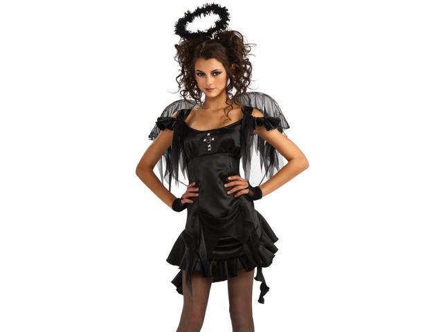 Tween Gothic Angel Costume Rubies 886330
