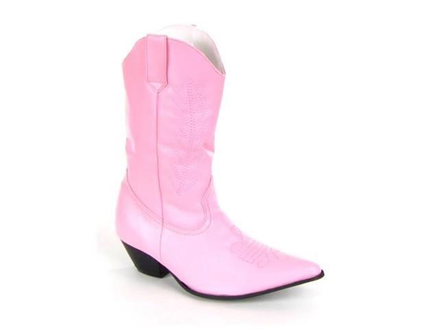 Ellie Shoes 182049 Rodeo- Pink Child Boots