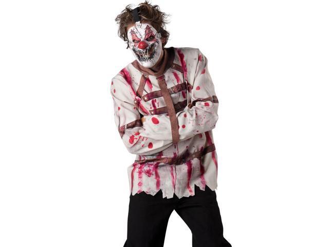 Halloween Straight Jacket Varsity Apparel Jackets