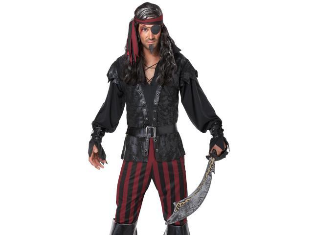 Ruthless Rogue Adult Costume