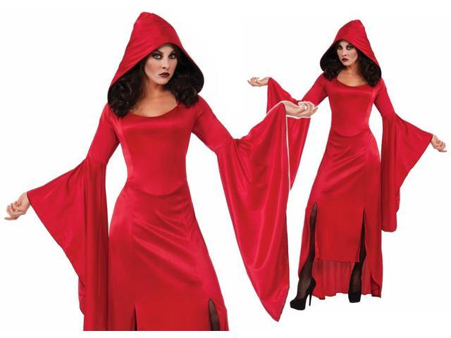 Sexy Womens Sorceress Witch Temptress Halloween Costume