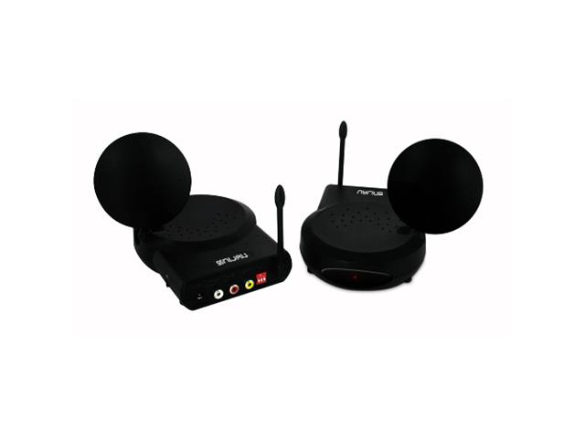 Nyrius 6 Ch 5.8 GHZ Wireless TV Audio Video Receiver Sender Transmitter System