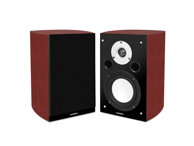 Fluance XL7S High Performance Two-way Bookshelf Surround Sound Speakers
