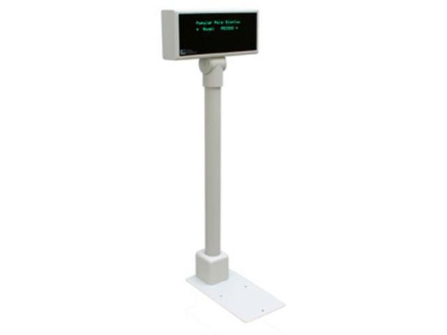 LOGIC CONTROLS PD3000-BG 2X20 RS232 P/DPLAY,BEIGE,AUTO SCROLLING