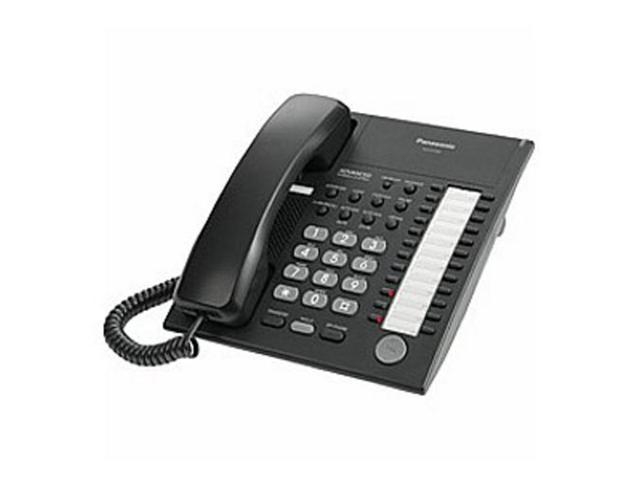 Panasonic Speakerphone BLACK