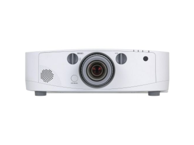 """NEC NP-PA550W-13ZL 1280 x 800 5500 Lumens 0.75"""" LCD PROJECTOR w/ NP13ZL LENS"""