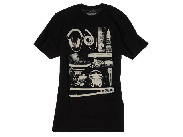Ecko Unltd. Mens Tools Of The Trade Graphic T-Shirt black S
