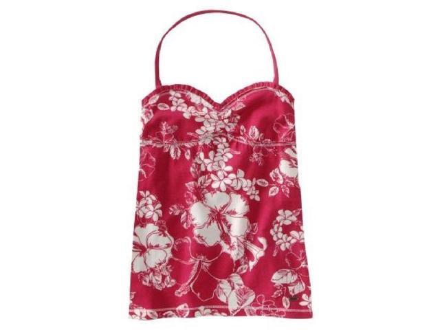 Aeropostale Womens Floral Cami pinkme XS