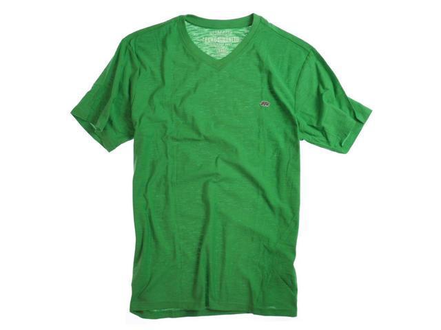 Ecko Unltd. Mens So Cal Better Rhino Patch Graphic T-Shirt kellygrn 2XL
