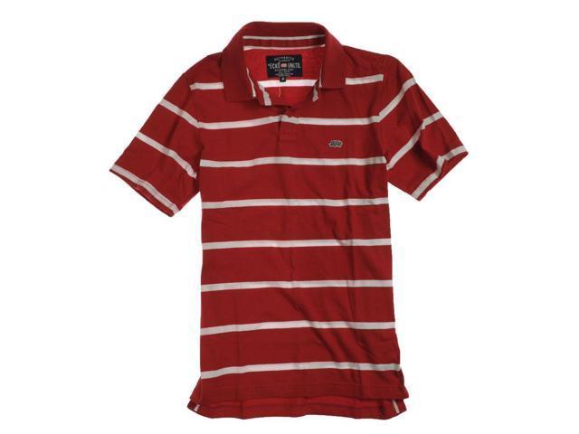 Ecko Unltd. Mens Clean Stripe Jersey Rugby Polo Shirt truekord S