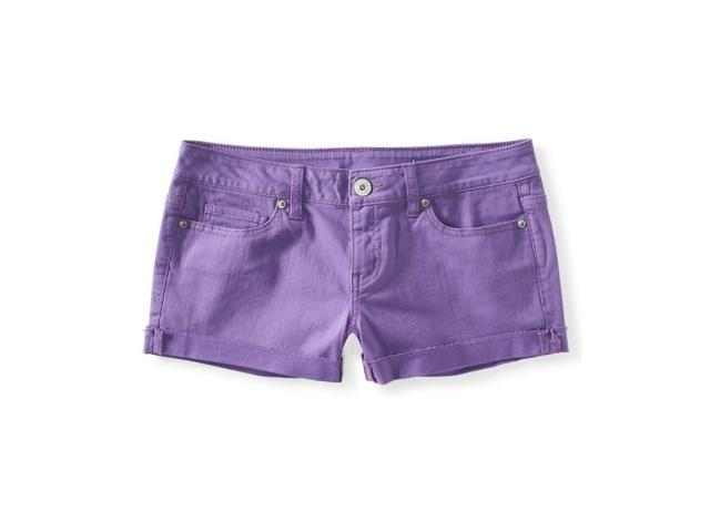 Aeropostale Womens Shorty Casual Mini Shorts 589 11/12