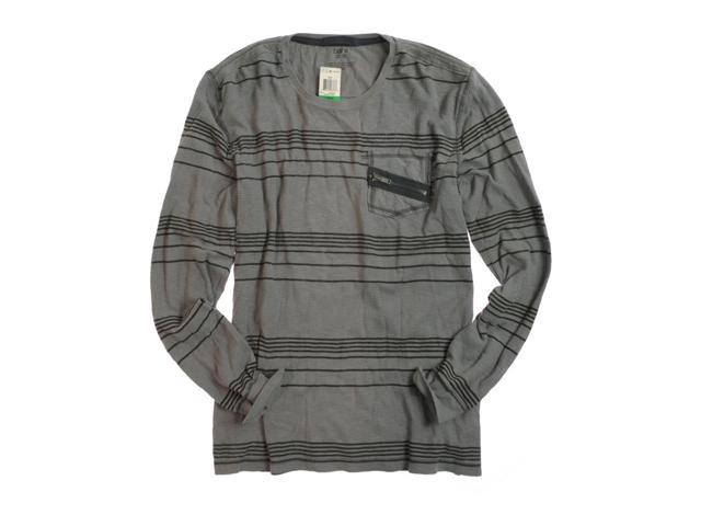 bar III Mens Aircraft Stripe Thermal Knit Sweater aircraftstripe XL