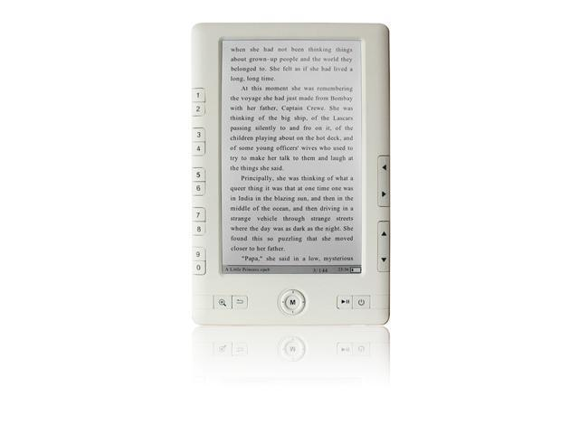 iView-700EB 7-Inch Color LCD Digital E-Book Reader