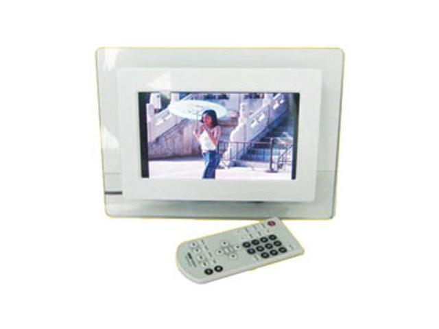 LCD Digital Photo Frame with remove control