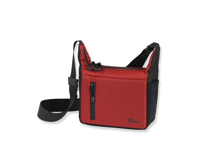 Lowepro StreamLine 100 Red Micro 4/3rds Compact Mirrorless ILC Camera Bag