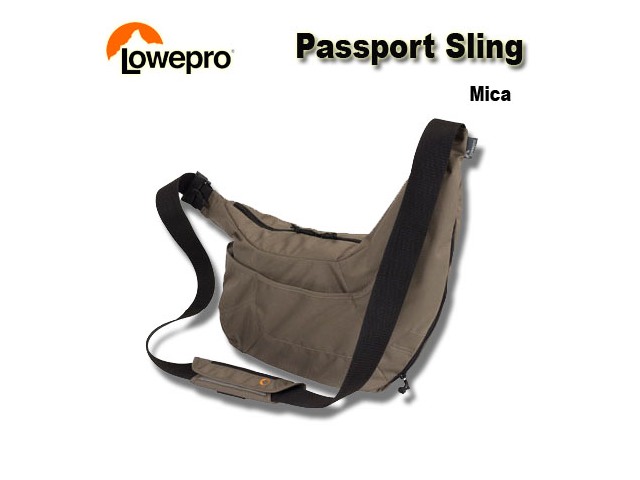 Lowepro LP36139-0EU Mica Passport Sling Bag