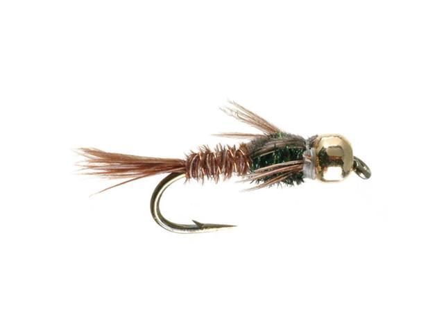 Umpqua Pheasant Tail Tungsten Fly Fishing Size 18 - 2 Pack