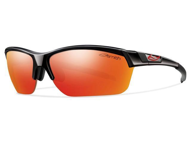 Smith Approach Max Sunglasses Black Interchangeable Lenses UV Versatile NEW