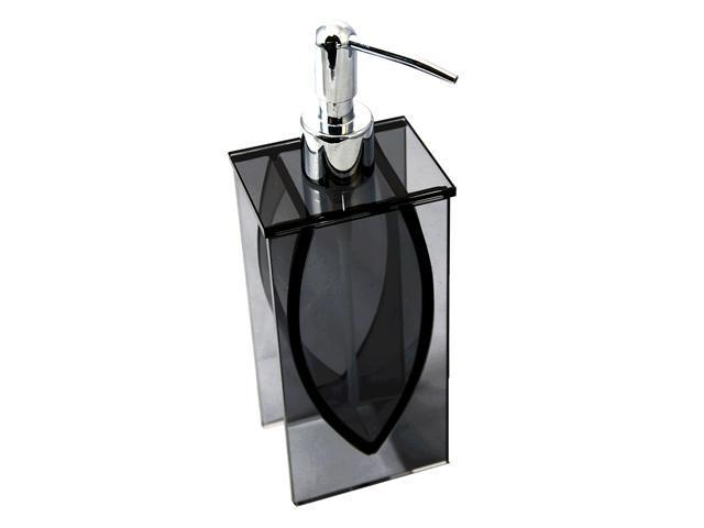 LIANG THING, High Sense Black Glass Lotion Dispenser / Lotion Pump / Soap  Dispenser /
