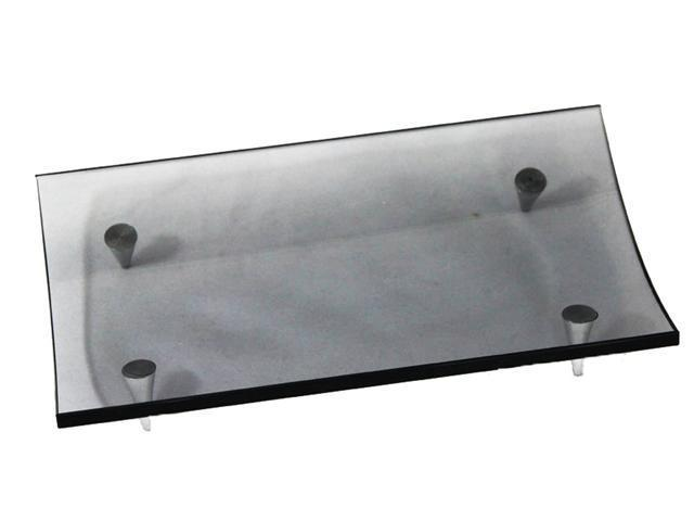 LIANG THING, High Sense Black Glass Towel Rack / Towel Holder / Bath / Bath Set / Bathroom Accessories