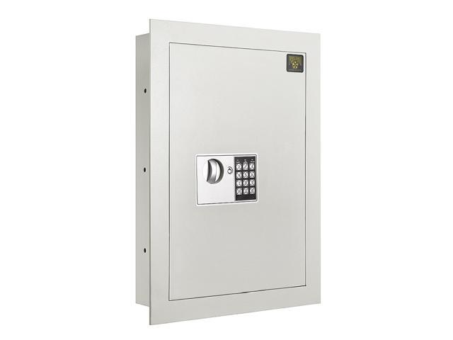 Flat Electronic Wall Hidden Safe Large Jewelry Security-Paragon Lock & Safe