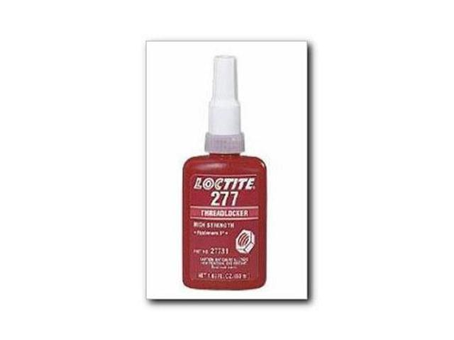 "Loctite 38656 Threadlocker 277 - High Strength for up to 1-1/2"" (36mm)"