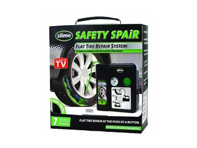 Slime 70005 7 Minute Safty Spare Tire Repair - 2 Pack