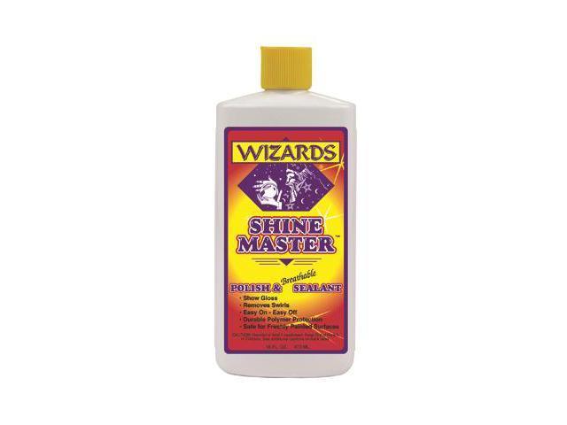 Wizards 11033 Shine Master Polish 16oz