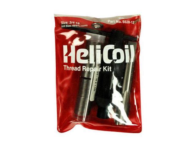 "Helicoil 5528-12 Thread Repair Kit, 3/4"" x 16 NF"