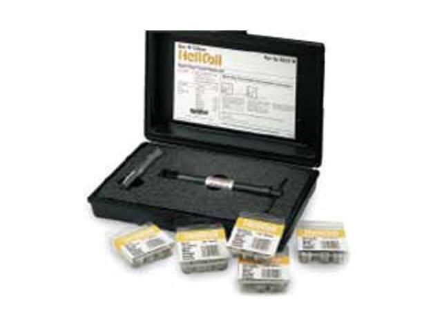 HELICOIL 5523-18 Thread Repair Kit, 304 SS, M18x1.5, 24 Pcs