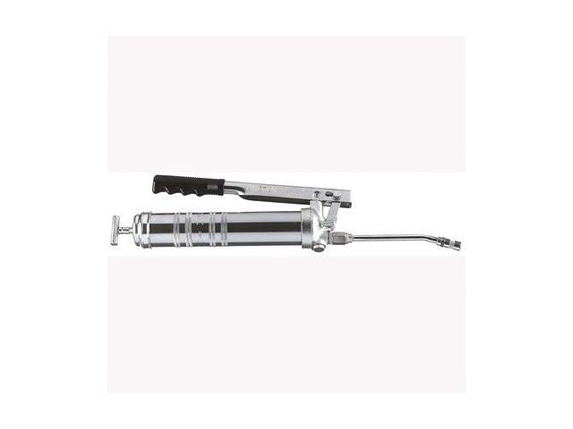 Lincoln Lubrication 1013 Dual Pressure Grease Gun, Lever Style, 3 Way Loading