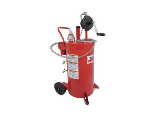 Oil Drain And Oil Caddy Mail: Lincoln Lubrication 3677 Fuel Caddy, With Filter-Newegg.com