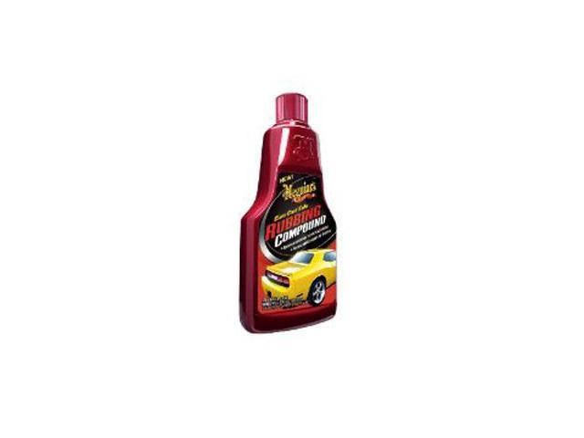 Meguiars G18016 Safe Rubbing Compound 16 Oz.