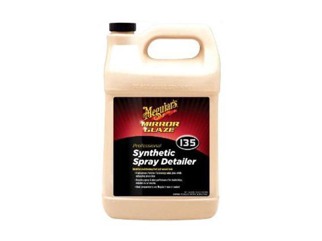 Meguiars M13501 Synthetic Spray Detailer - Gallon