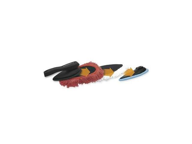 California Duster 63240 VersaDuster with 4 Interchangeable Clearning Heads