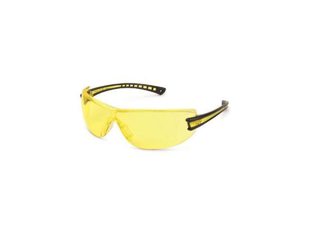 Gateway Safety 19GB75 Luminary Safetyglass/Ambr Lens Safety Glasses