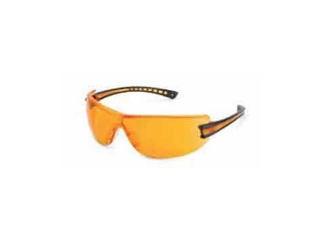 Gateway Safety 19GB77 Luminary Safetyglass/Orng Lens Safety Glasses