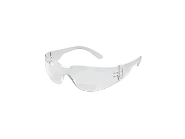 Gateway Safety 46MC10 Starlite Clear/Clear Lens 1.0 Safety Glasses