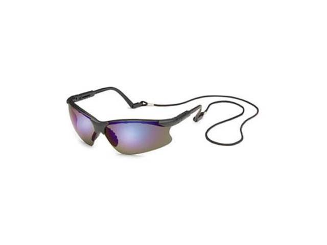 Gateway Safety 16GB80 Scorpion Black/Clear Lens Safety Glasses