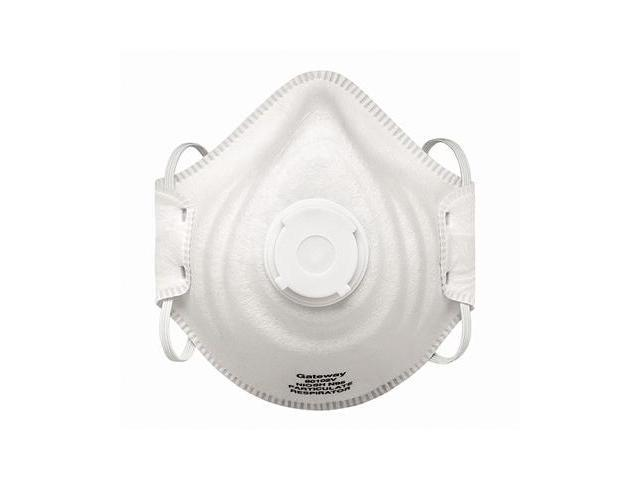 Gateway Safety 80102V Vented Particulate Respirator, N95 - Standard Protect