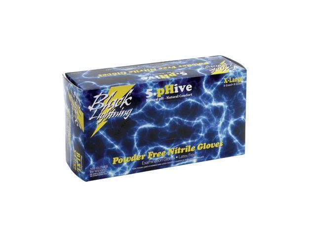 Black Lightning BL-M Nitrile Gloves Medium