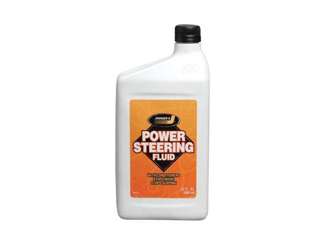 Johnsens 4610 Power Steering Fluid 1 Quart 12pk