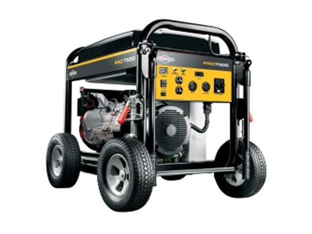 Briggs & Stratton 30555  Es Pro Series Generator 7500 Watt