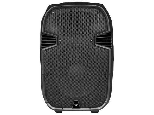 "Pyle Pro 15"" 1400W Portable Powered Pa Speaker PPHP157AI"